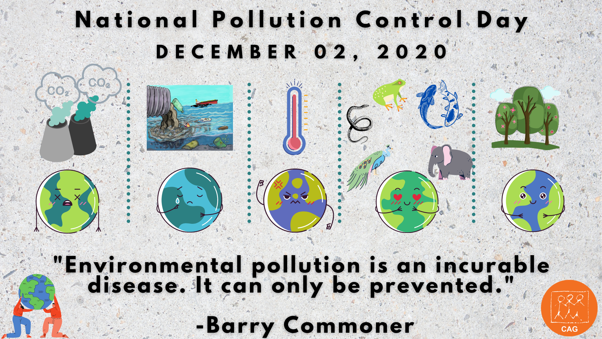 National Pollution Control Day 2020