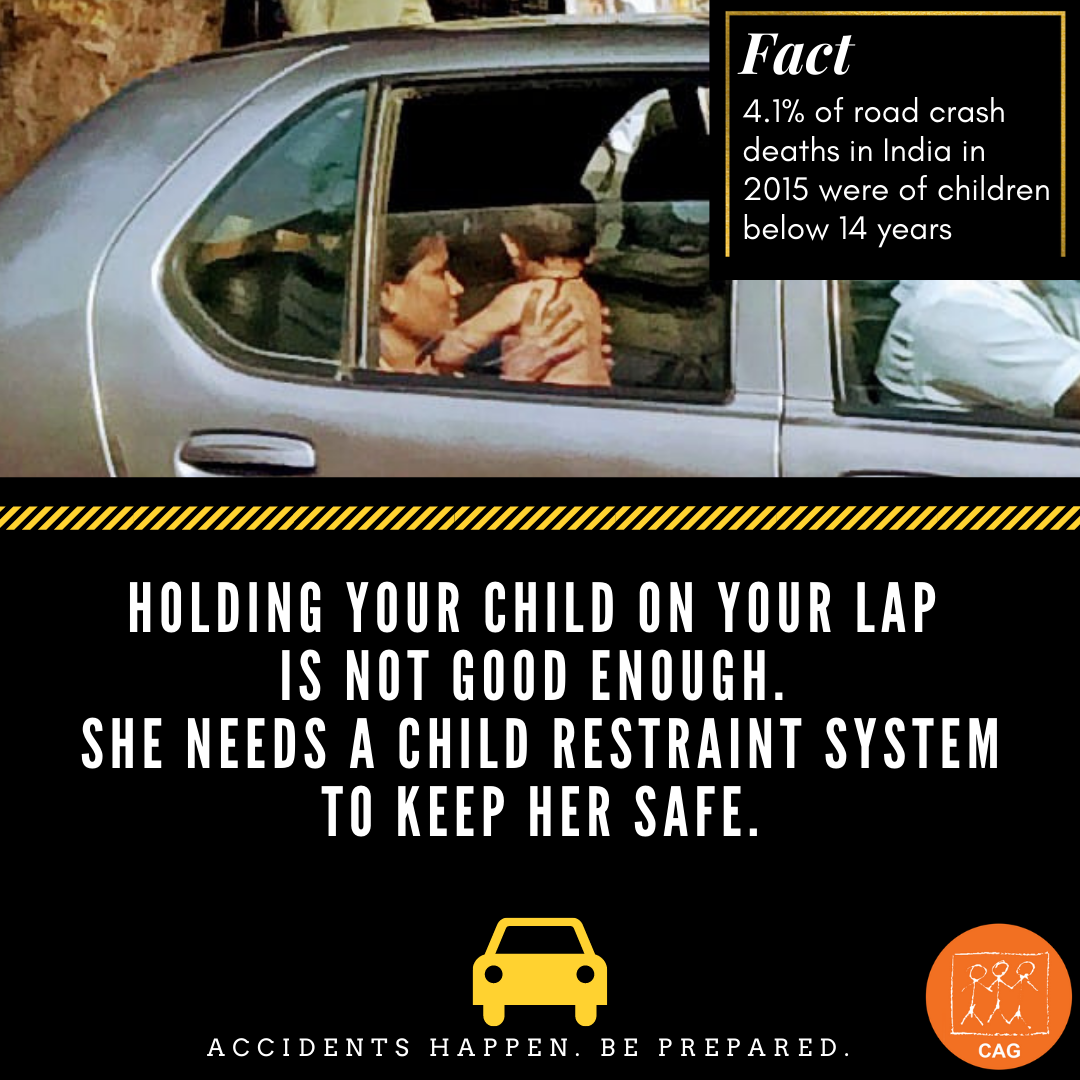 Road Safety - Child Restraint Stats