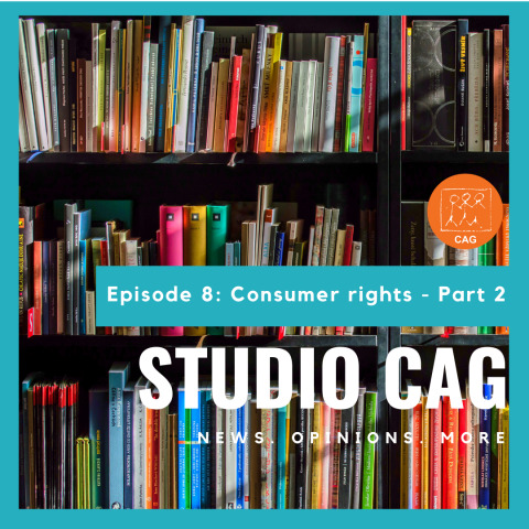 Consumer Rights - Part 2: Podcast